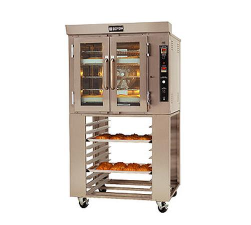 Doyon Baking Equipment JA6SL Jet Air Convection Oven 6 Full Size Pan ...