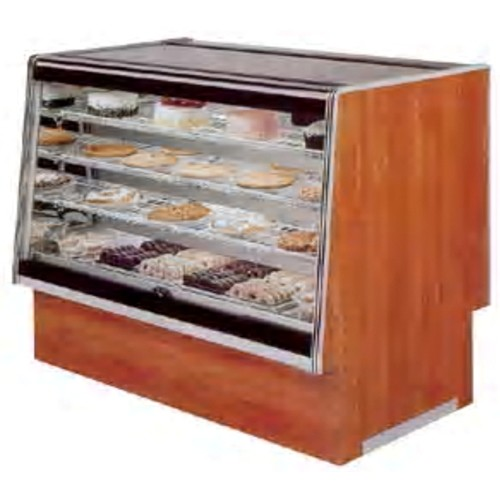Marc Refrigeration Sqbcd 77 77 75 Quot Slant Glass Wood Dry