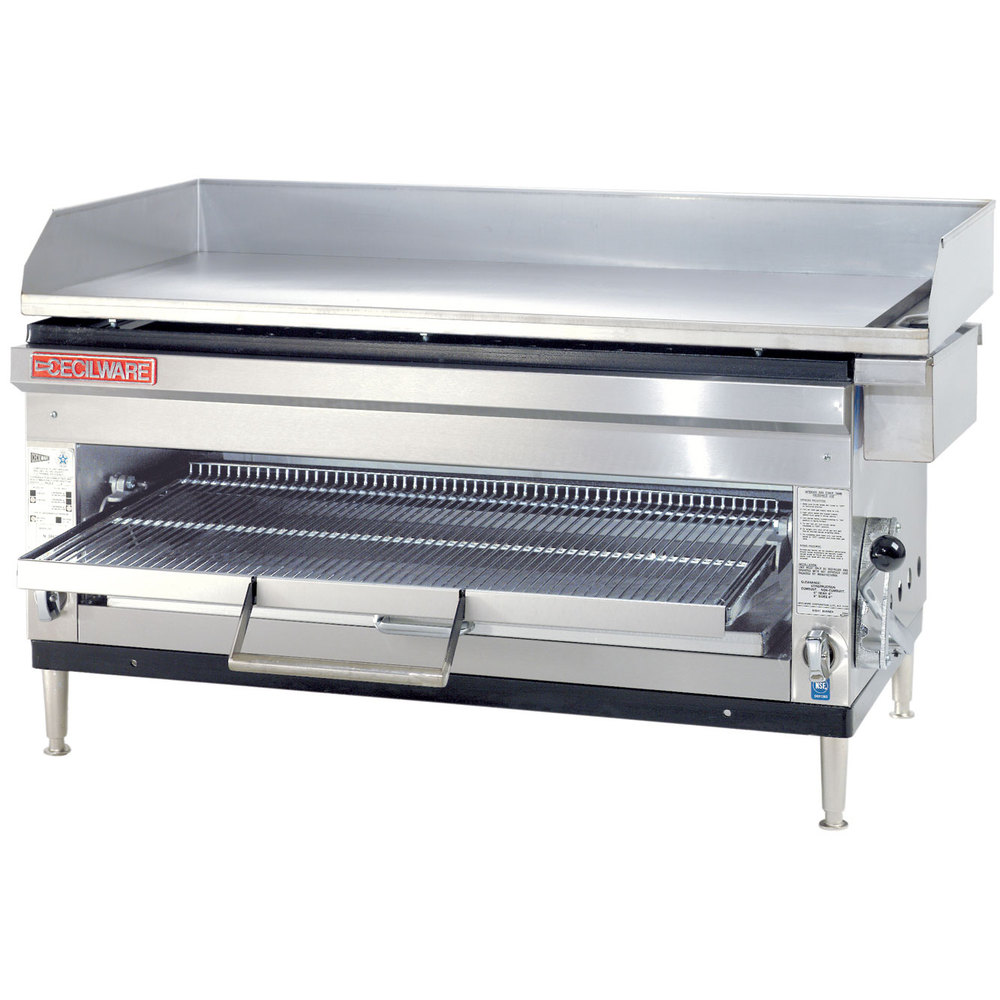 Gmcw Hdb2031 31 Quot W Counterop Natural Gas Griddle Overfire