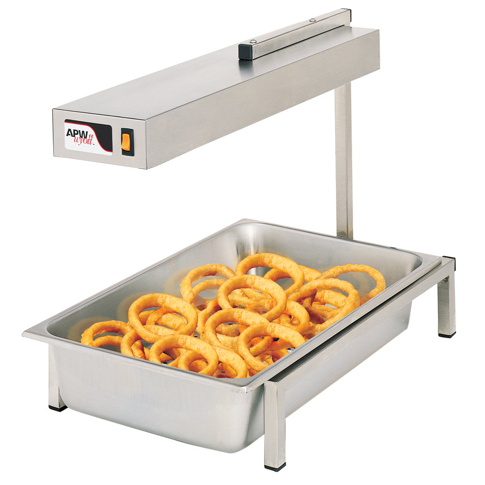Apw Wyott Pd 1a Portable French Fry Warmer Stainless
