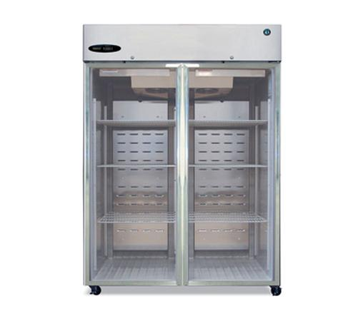Hoshizaki Cf2s Fge 51 Cu Ft Two Glass Door Reach In Freezer