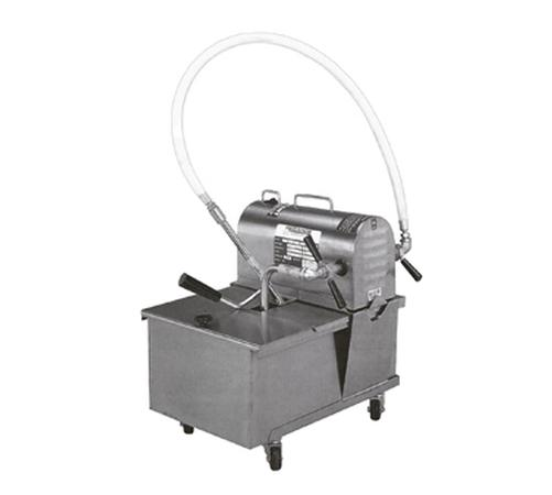 Market Forge Mf Ecco One Portable Fryer Oil Filtration