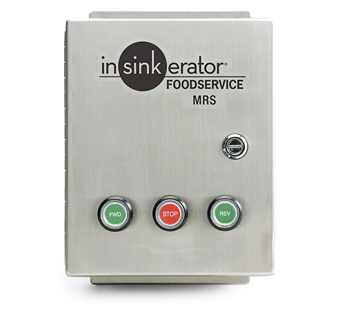 In Sink Erator Mrs 14 Disposer Control Panel Magnetic