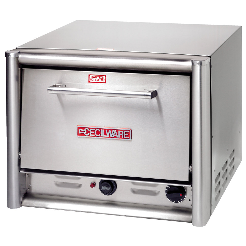 Wisco 412-5-NCT Counter Top Commercial Electric Pizza Oven 12 ...