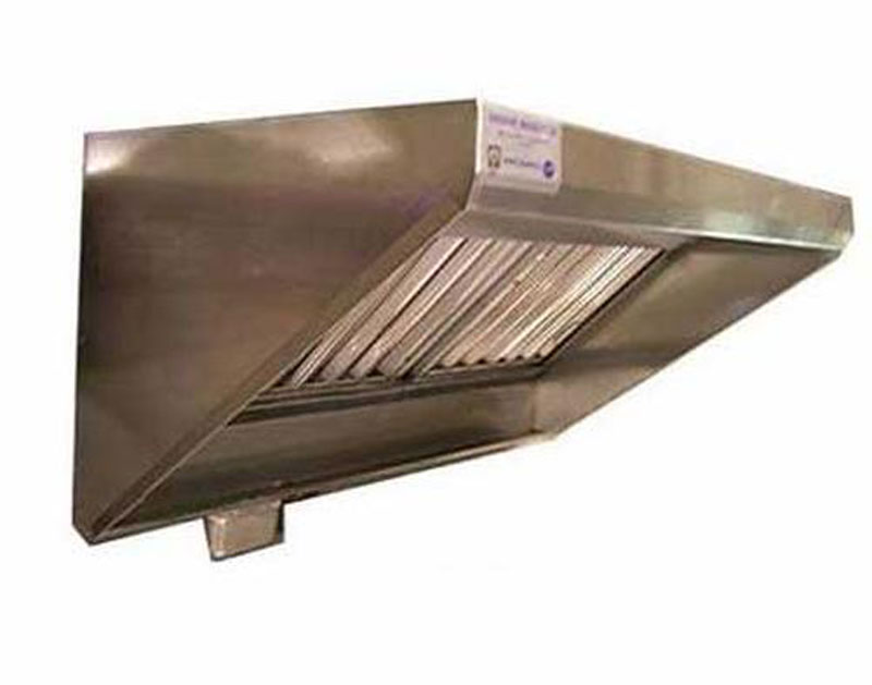 Superior Hoods Cs30 4 48 4 Ft Stainless Steel Concession