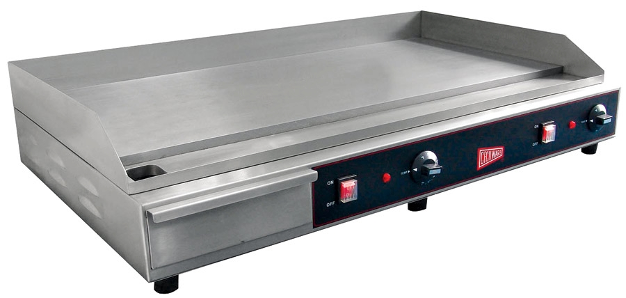 Commercial Flat Griddle Grill ~ Gmcw el commercial quot electric griddle counter top
