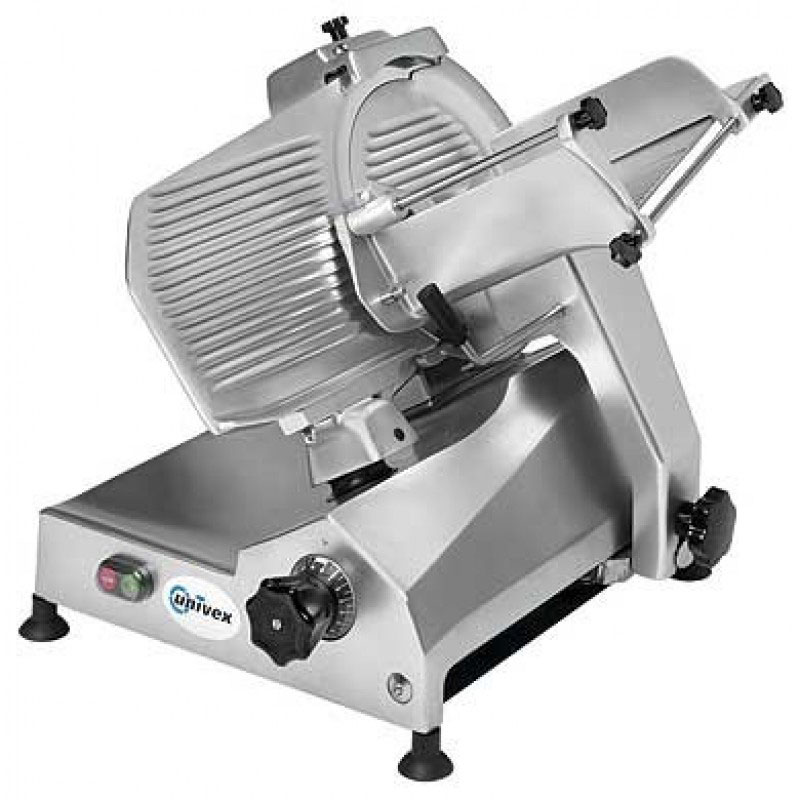 Univex 7512 Value Series 12in 5hp Manual Feed Belt Driven