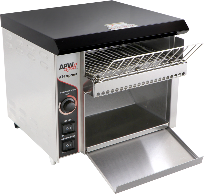 Electric Conveyor Toaster ~ Apw wyott at express electric conveyor toaster