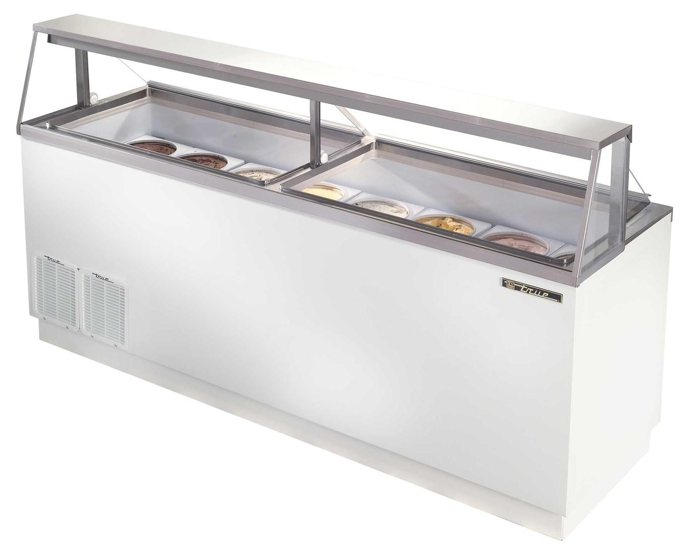 ice cream dipping cabinet true tdc 87 16 flavor dipping cabinet holds 28 17466