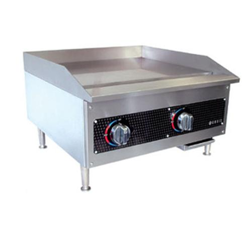 Commercial Flat Griddle Grill ~ Anvil america ftg commercial kitchen quot gas flat top